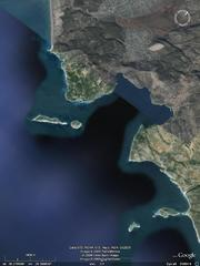 Kalkan, Turkey - aerial photograph