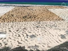 Lençóis Maranhenses National Park - aerial photograph